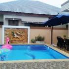 บ้านพรรณราย หัวหิน พูลวิลล่า