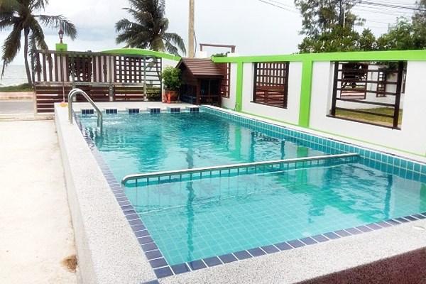บ้านวันเลิฟ ปราณบุรี พูลวิลล่า