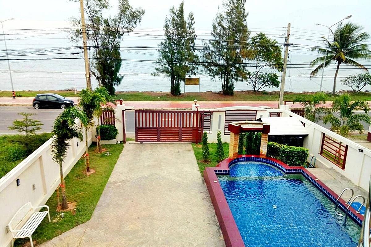 บ้านวันใหม่ ปราณบุรี พูลวิลล่า