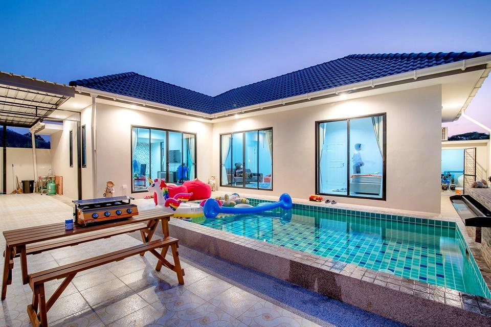บ้านฮารุ หัวหิน พูลวิลล่า