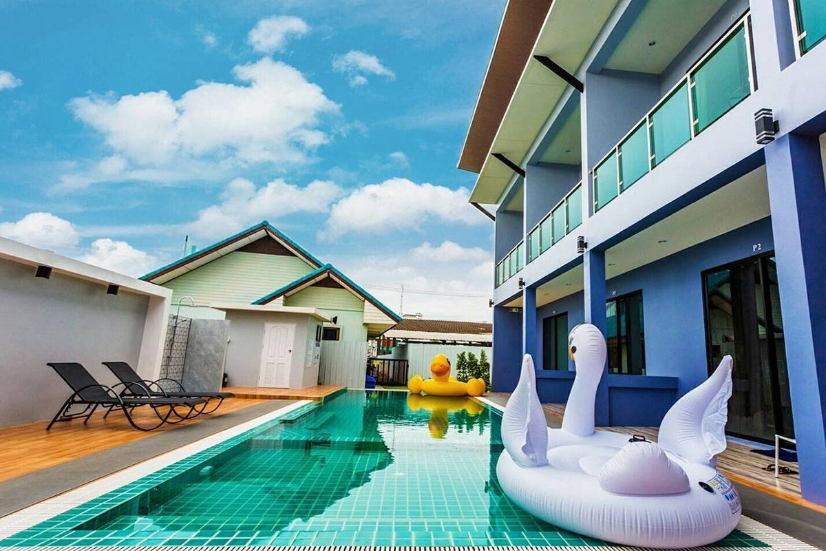 บ้านวันเดย์ ปราณบุรี พูลวิลล่า