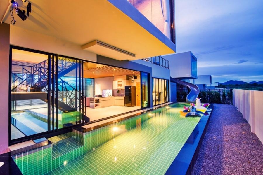 บ้านคอสมอส หัวหิน พูลวิลล่า